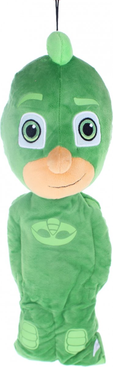 Disney pyjama handtas PJ Masks Gekko 1,8 liter groen