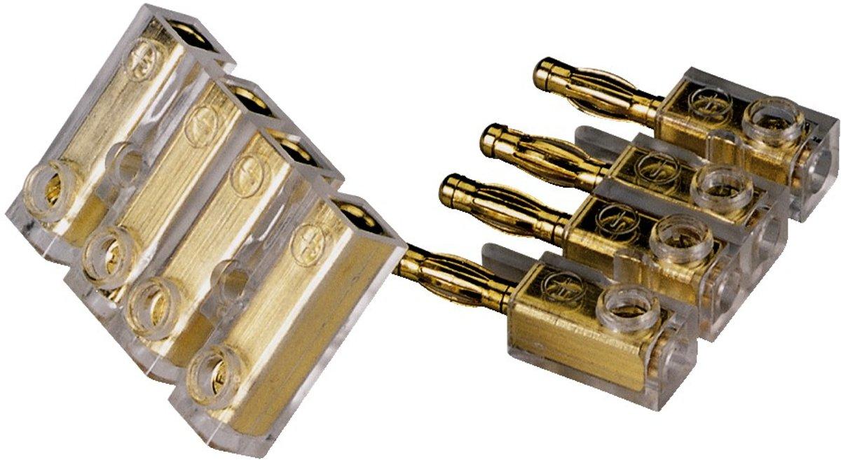 SMB-connector Stekker, recht 50 ??