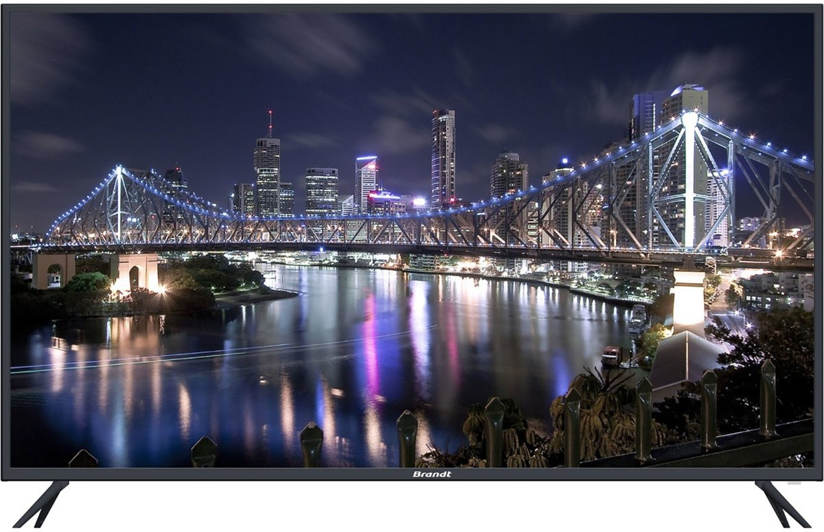Brandt 4K Ultra HD TV B4306UHD