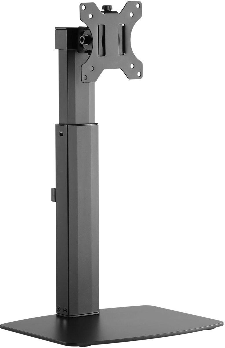 TooQ DB1732TN-B flat panel bureau steun 81,3 cm (32'') Vrijstaand Zwart