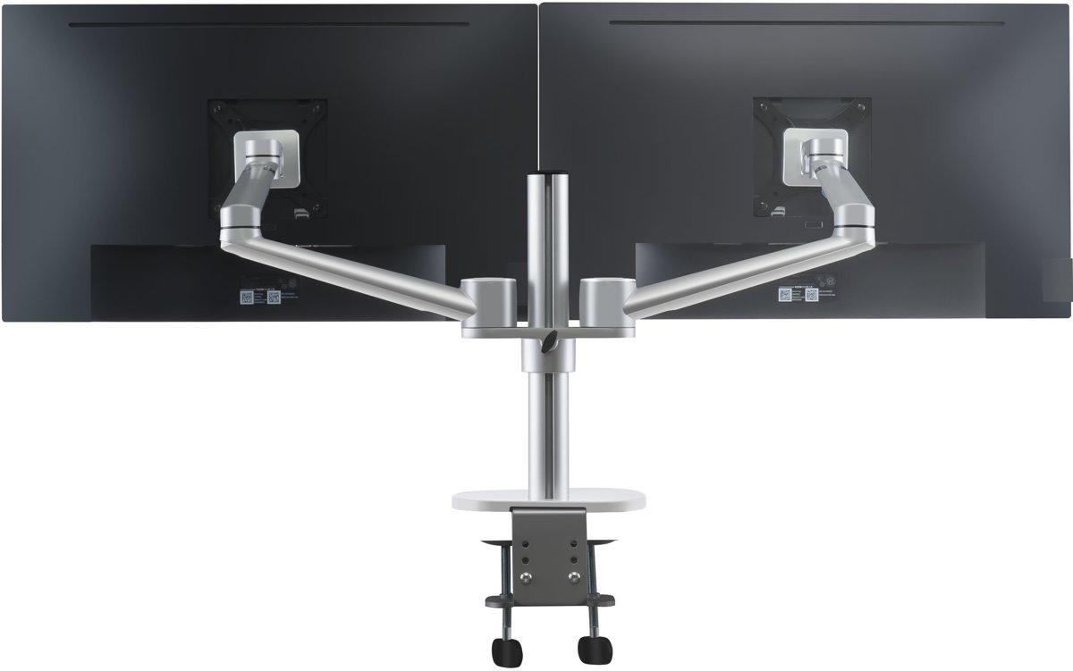 Ergoline Style Plus OA-4S Dubbele Monitorarm geschikt voor 2 Beeldschermen tot 27 inch