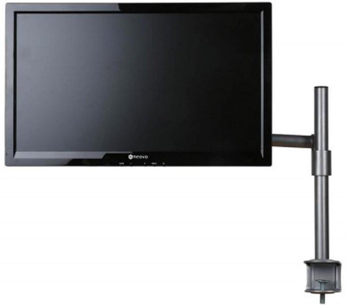 Skylon monitorarm 2.0 enkel Zilver