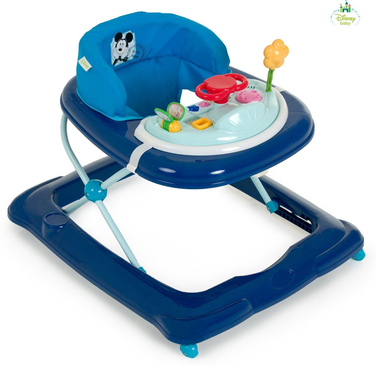 Hauck Player - Loopstoel - Mickey Blue II