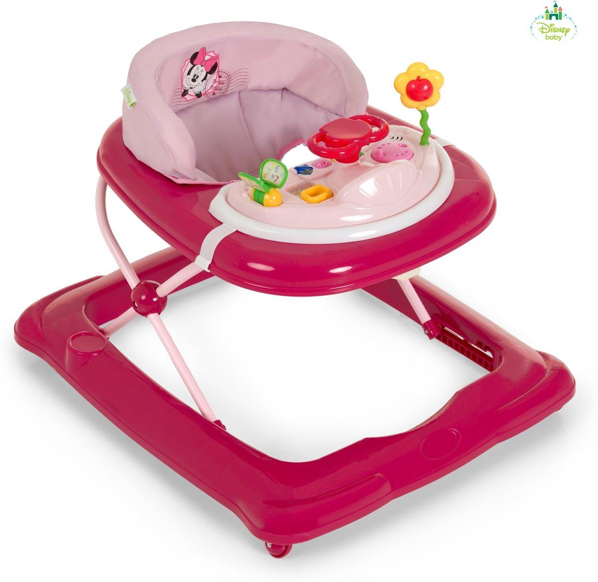 Hauck Player - Loopstoel - Minnie Pink II