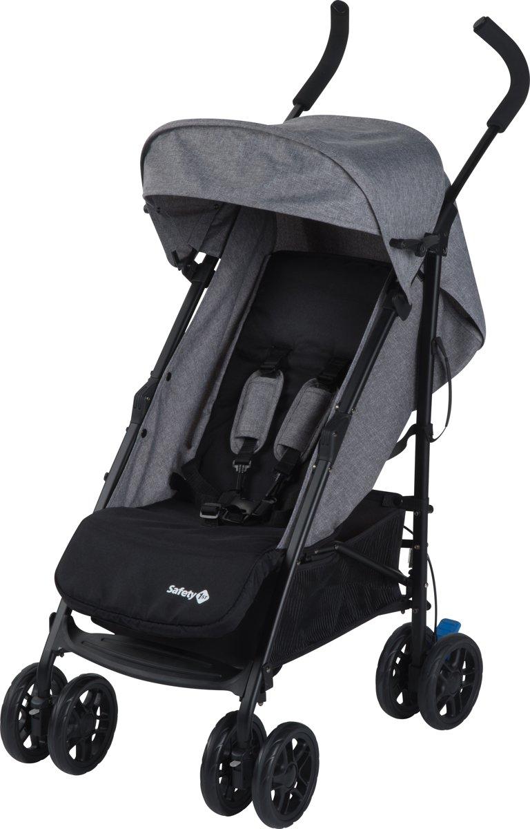 Safety 1st Kinderwagen Up to Me zwart 1267666000