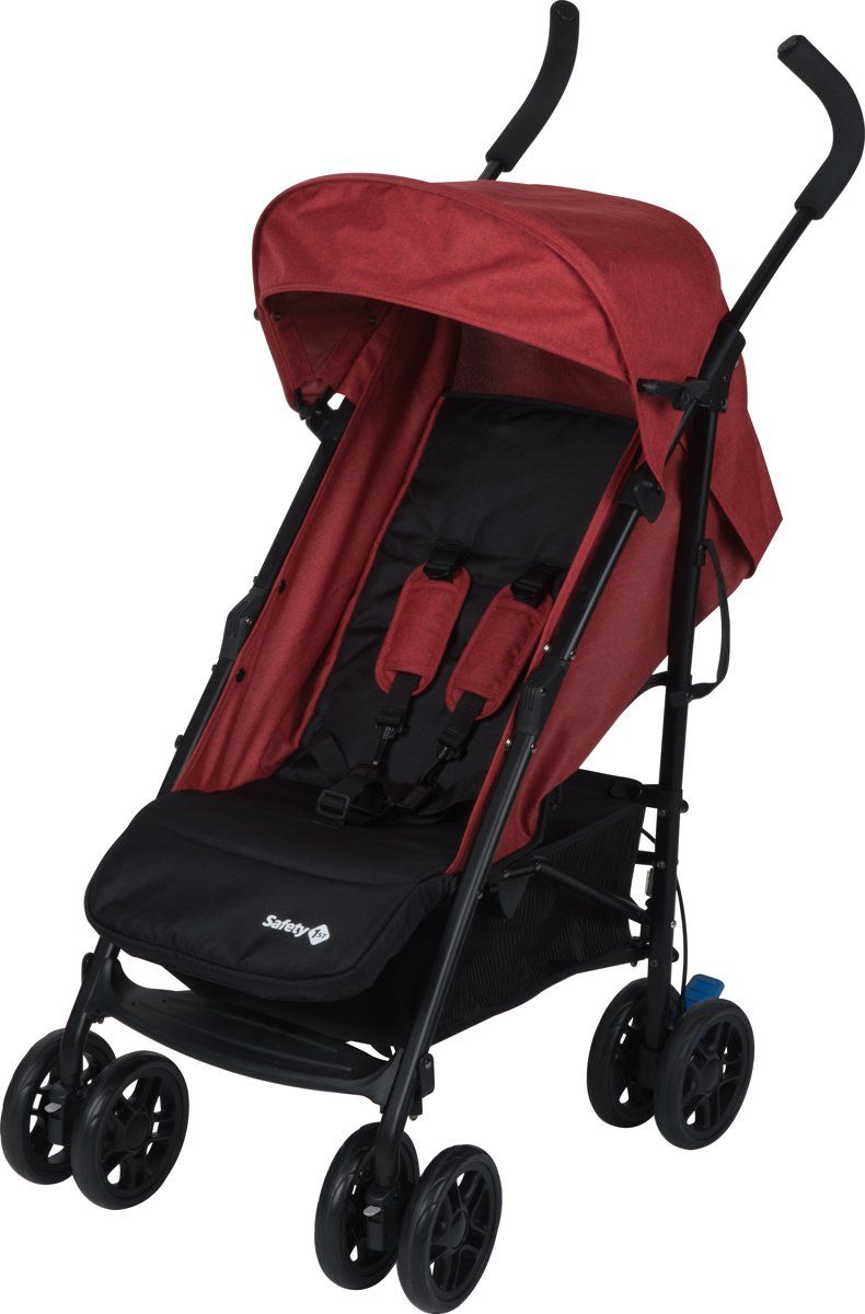 Safety 1st Up to me Buggy - Ribbon Red Chic