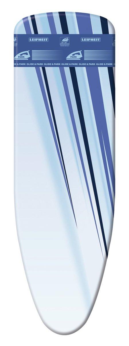 Leifheit - Strijkplankovertrek - Thermo Reflect glide & park s/m - 125 x 40 cm