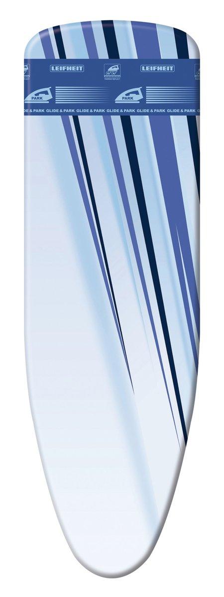 Leifheit - Thermo Reflect glide & park - Strijkplankovertrek - universeel - 140 x 45 cm