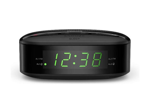 Philips TAR3205/12 - Zwart - Klokradio Digitaal