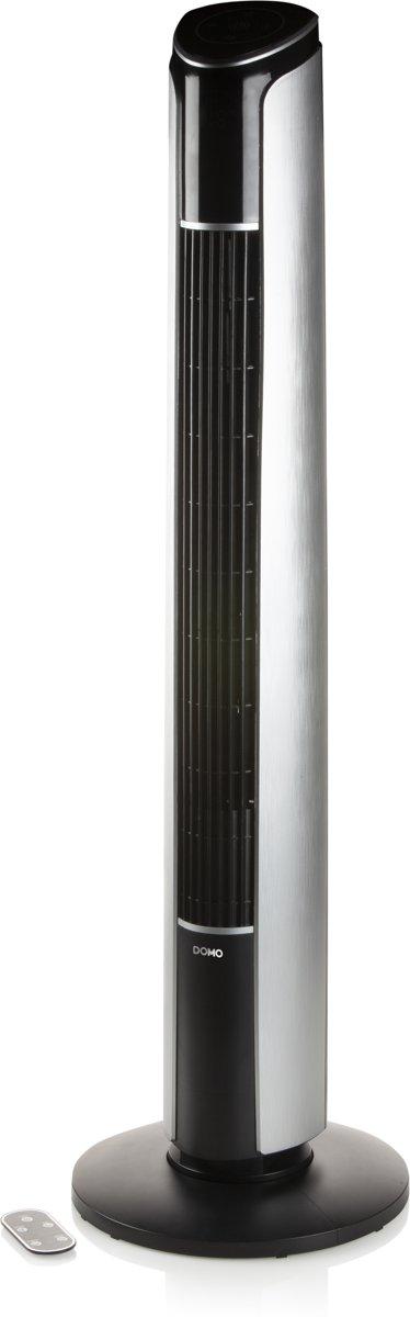 Domo DO8127 - Torenventilator - Zwart/Zilver