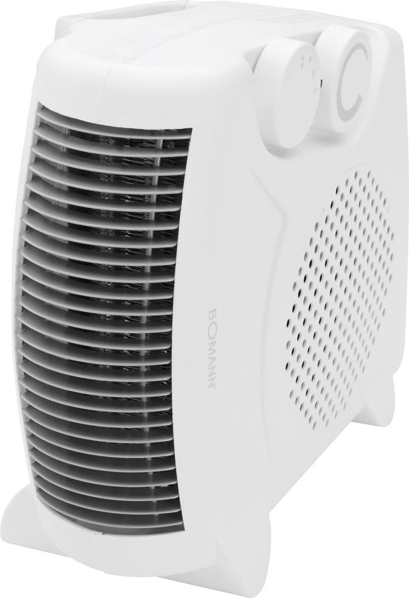 Bomann HL 1095 - ventilatorkachel - wit