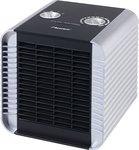 Bestron ACH1500S - Keramische Ventilatorkachel - Zilver