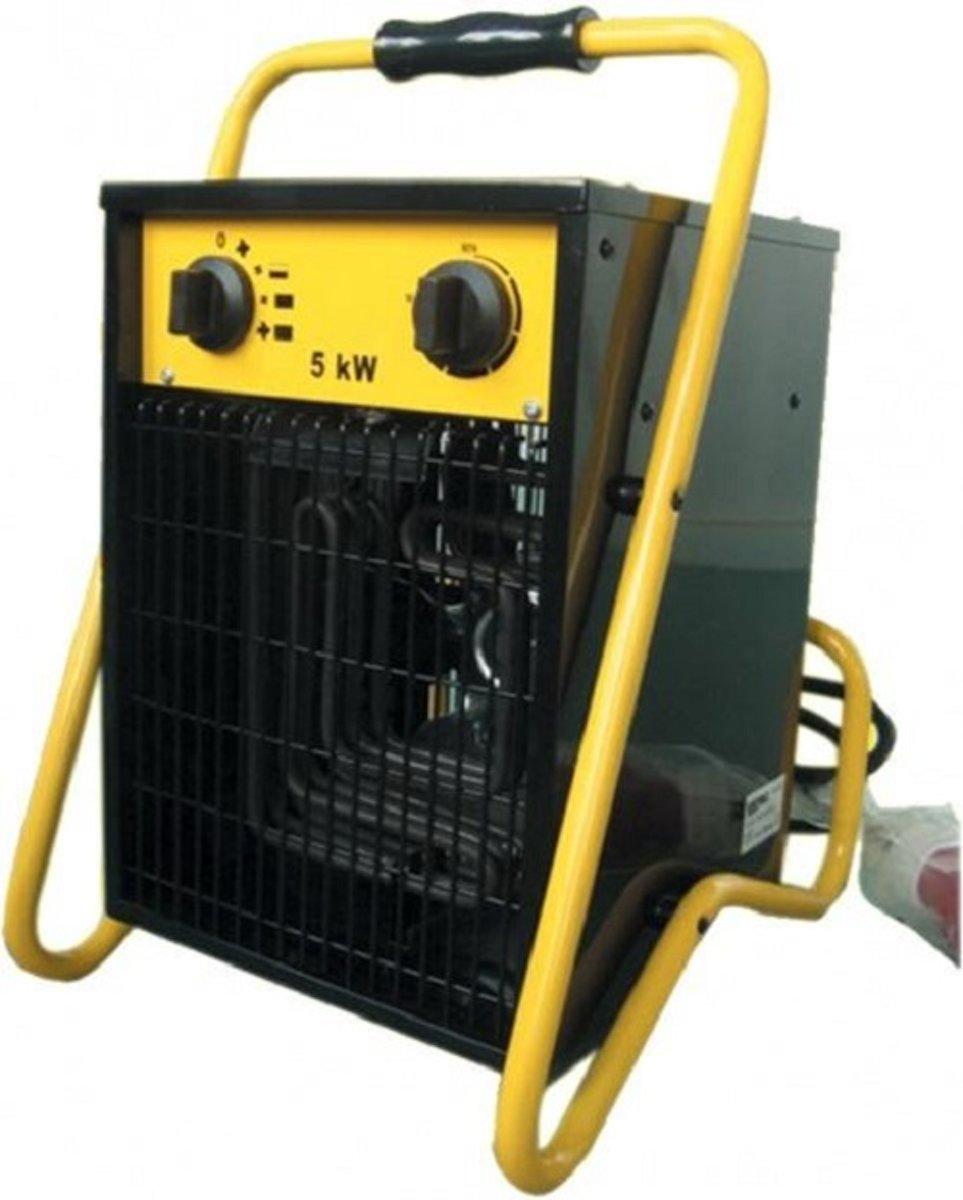 VETEC 5000W Ventilatorkachel