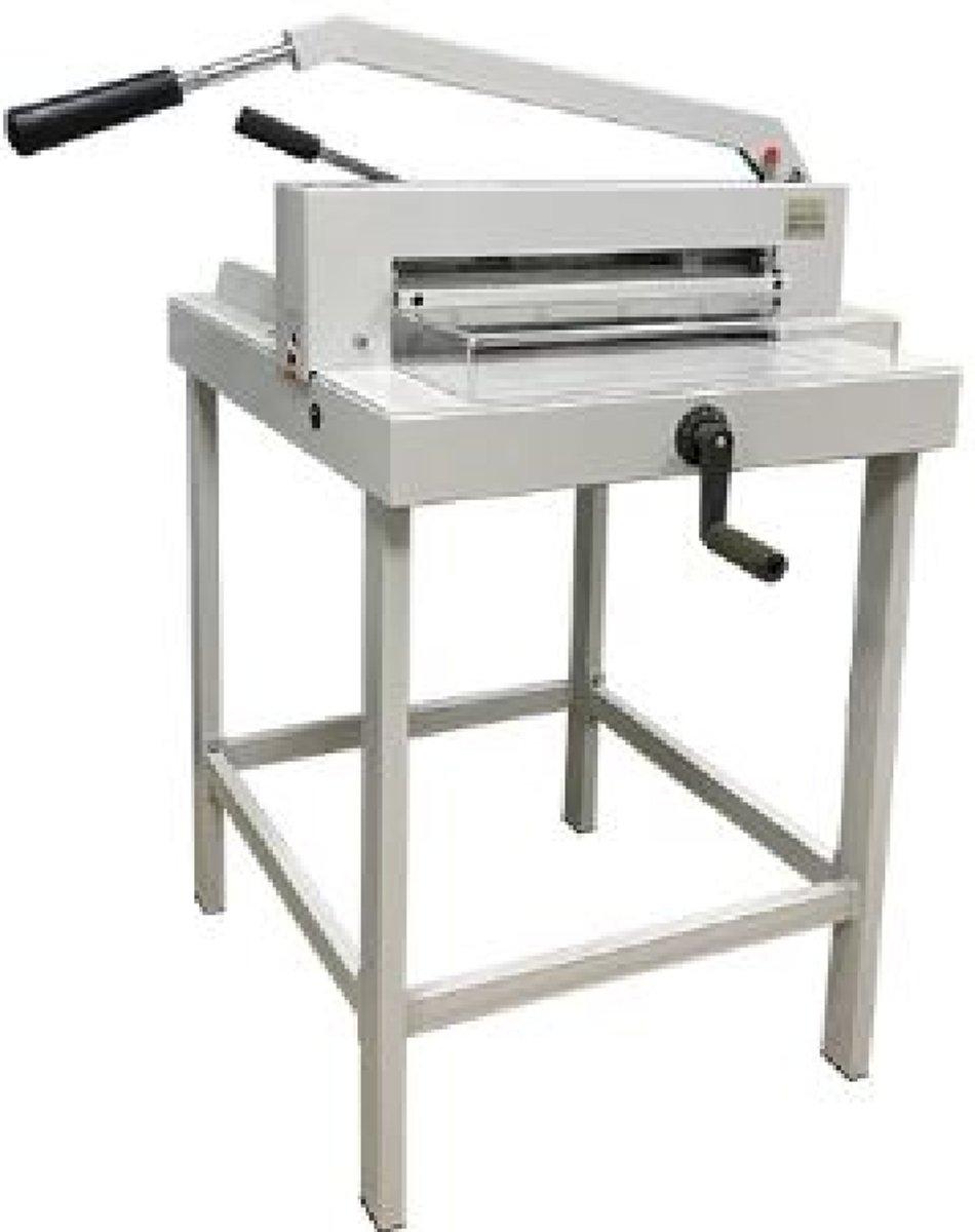 Onderstel voor papiersnijmachine intimus 4340 M - hoogte 700mm