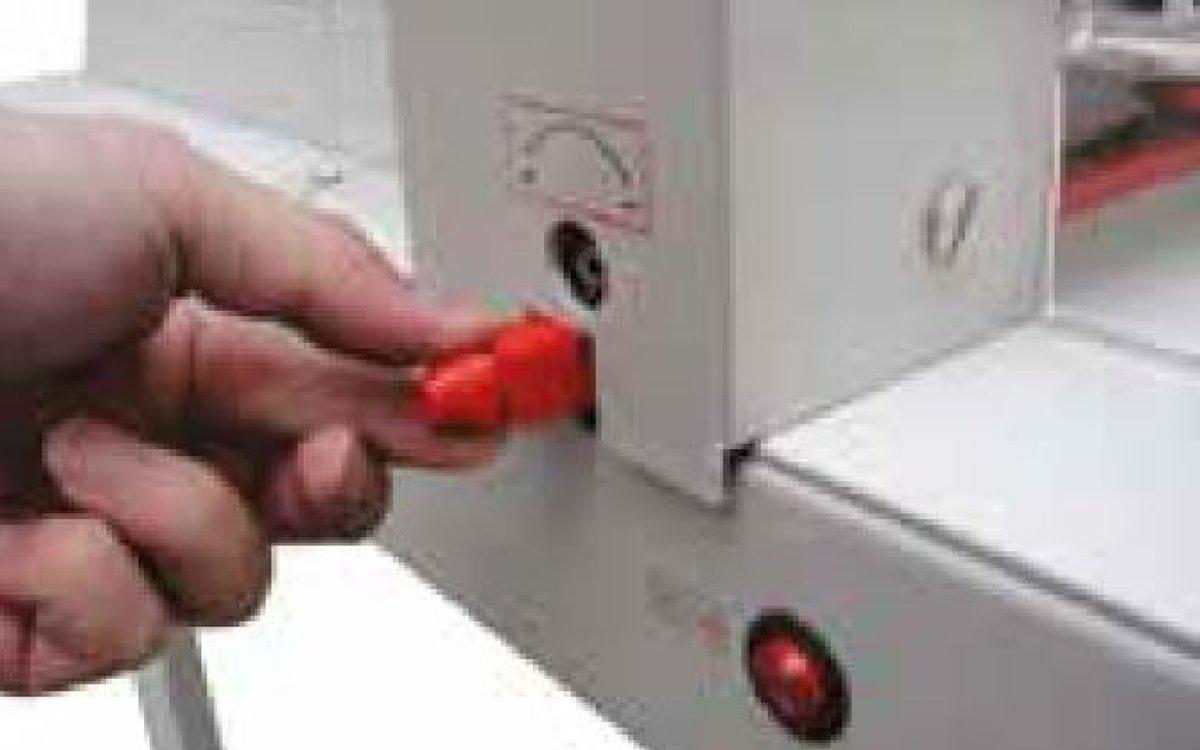 Snijstrips papiersnijmachine intimus 4980 D M (Set=6 stuks)