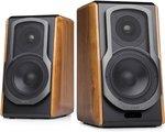 Edifier S1000DB - 2.0 bluetooth aptX speakerset / Hout