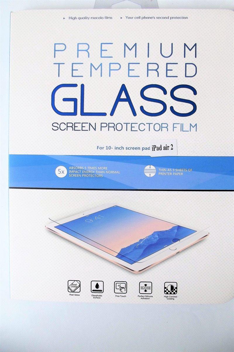 Screenprotector Premium Tempered  GLASS voor ipad AIR 2