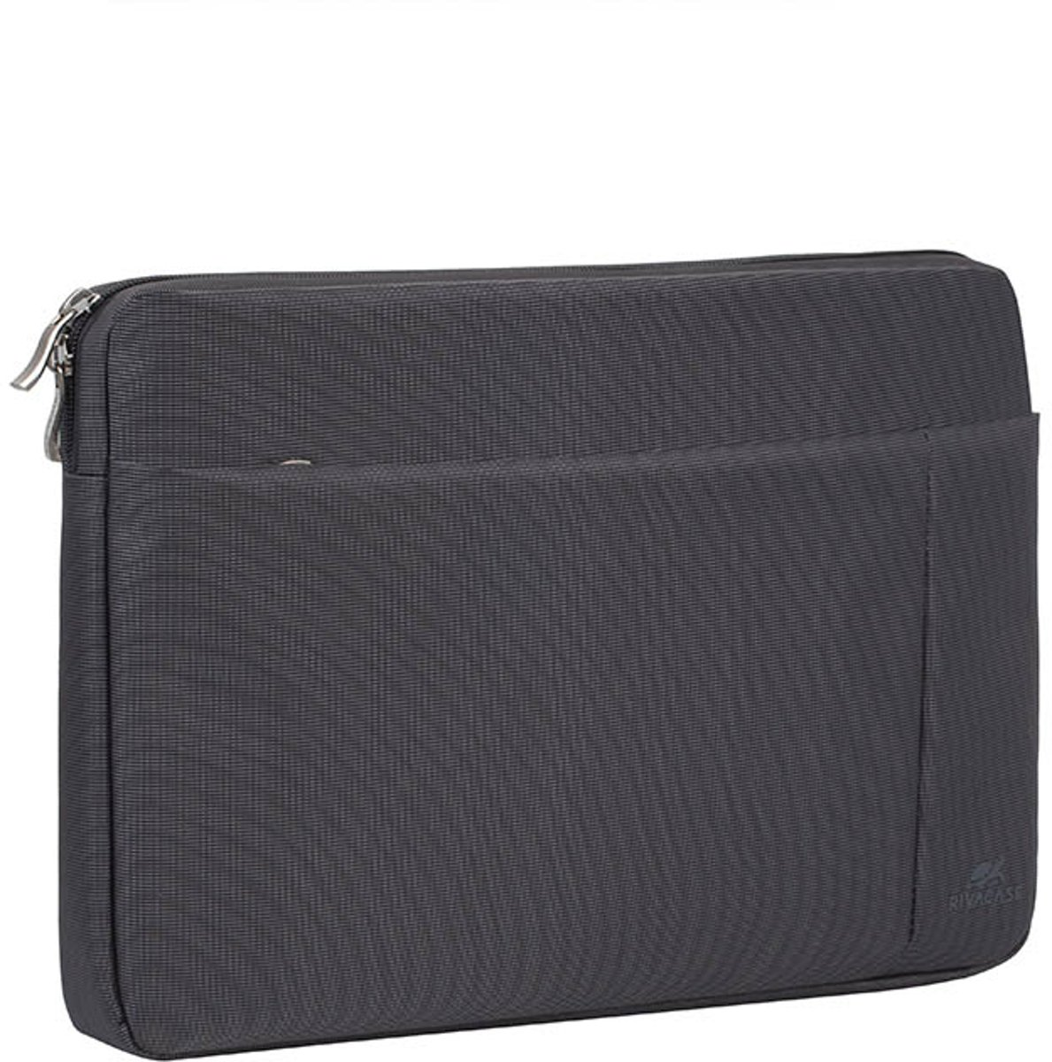 Rivacase Central Laptop Sleeve 13.3 inch Black