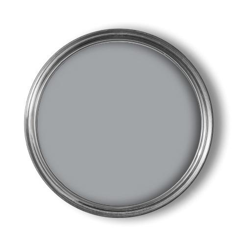 Hammerite metaalverf hamerslag glans grijs 250ml