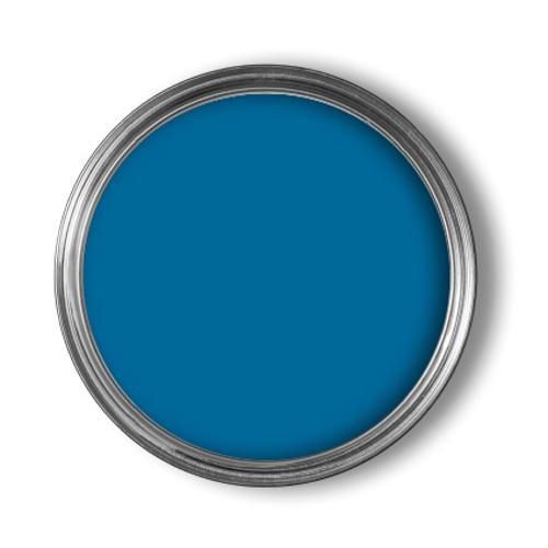Hammerite metaalverf hamerslag glans donkerblauw 250ml