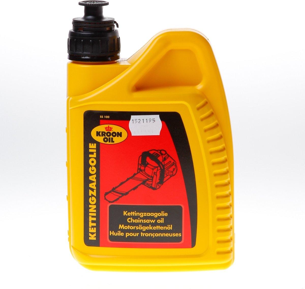 Kroon-Oil Kettingzaagolie SS 100 1 liter