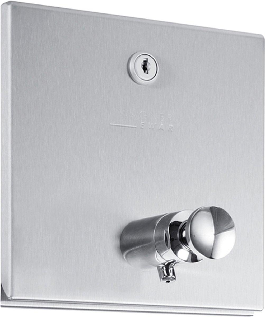 Wagner-EWAR WP106 RVS inbouw zeepdispenser 1000 ml.