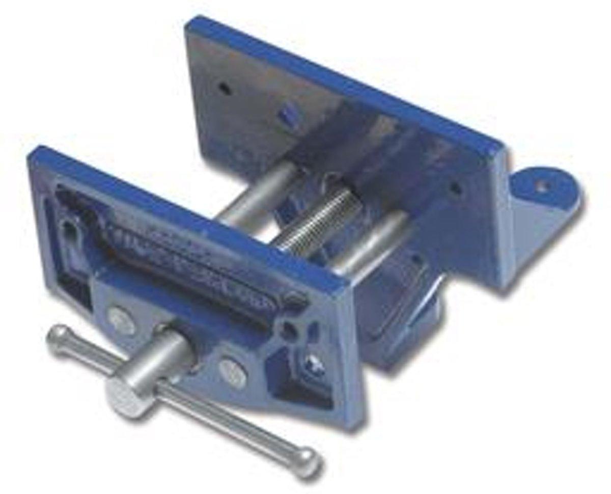 Meubelmakersbankschroef met tafelklem/150mm, IRTV150B