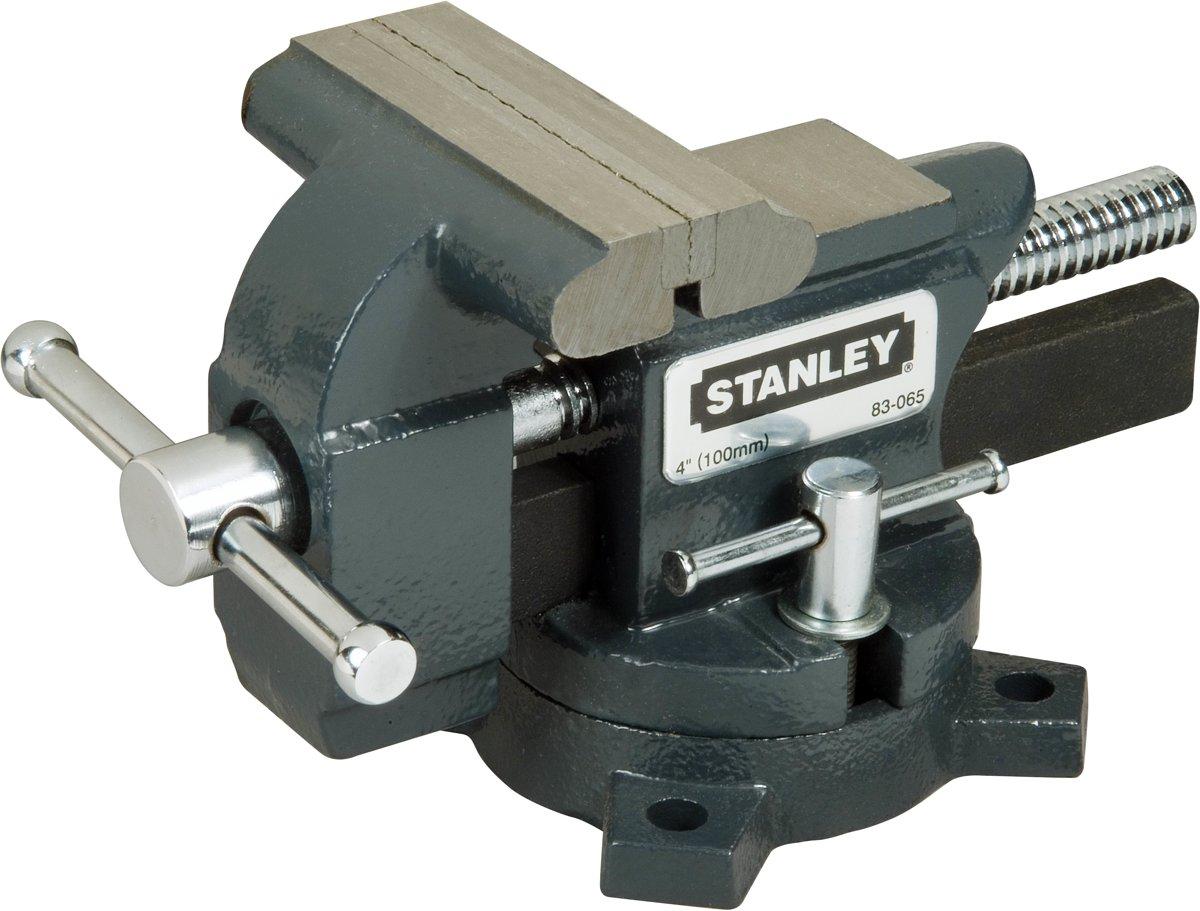 Stanley Bankschroef 1-83-065 - 115 mm klembereik - Gietijzer