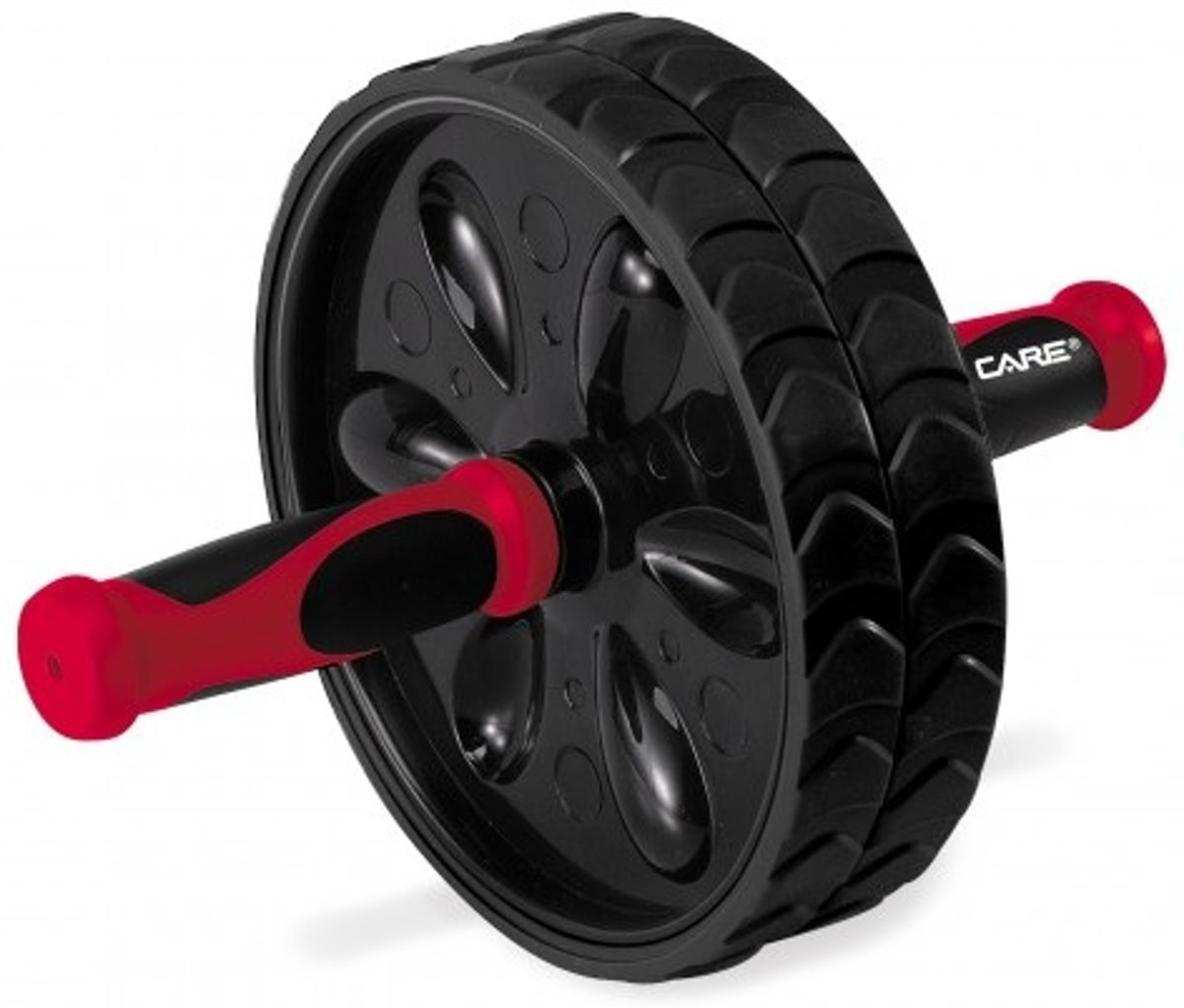 Care Fitness - Ab wheel - Buikspier wiel - Ab roller / Core en buikspiertrainer