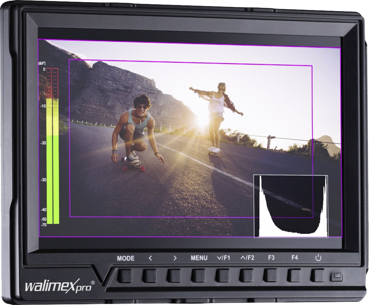 walimex pro Full HD Monitor