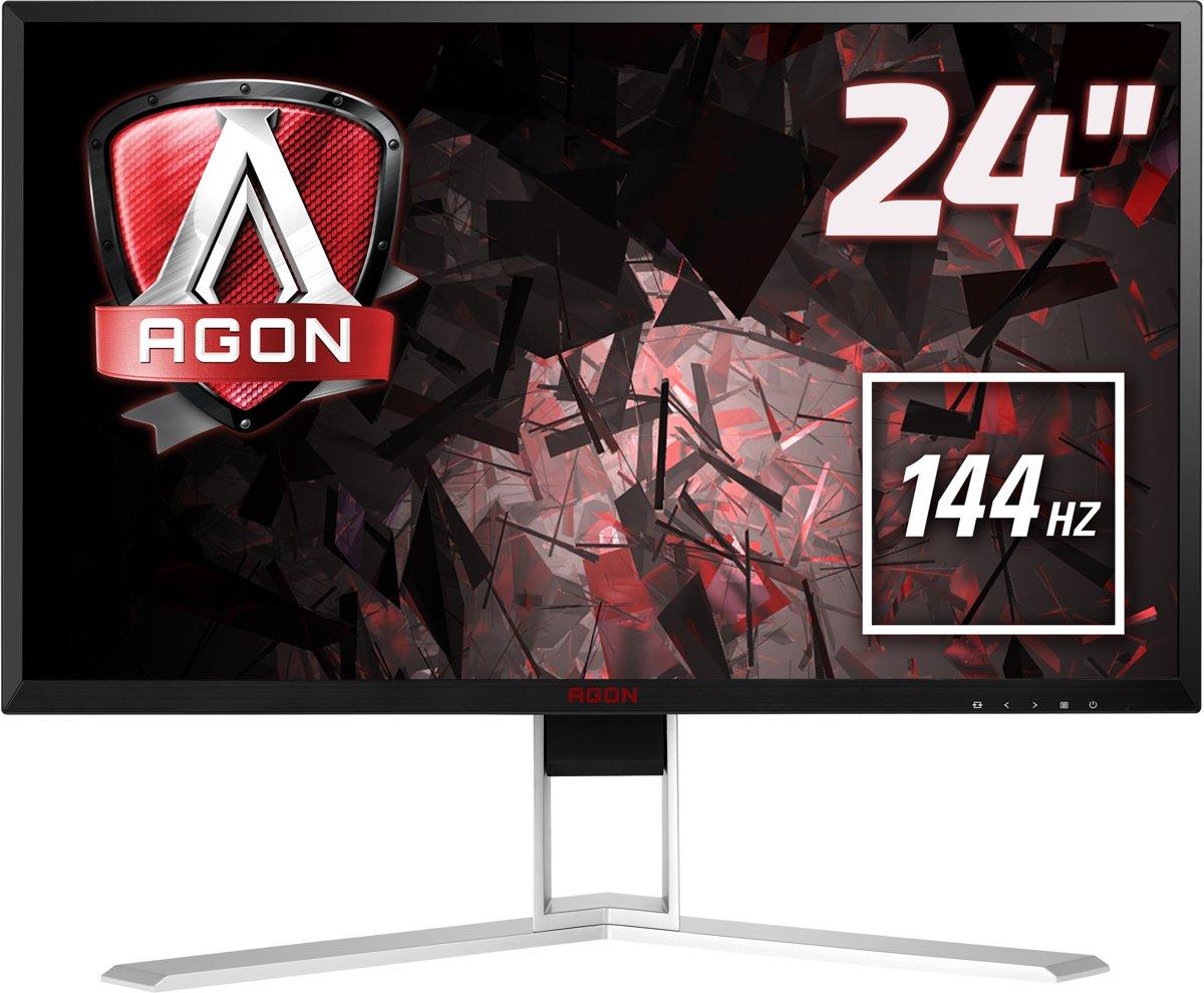 AOC AGON AG241QX - WQHD Gaming Monitor (144 Hz)