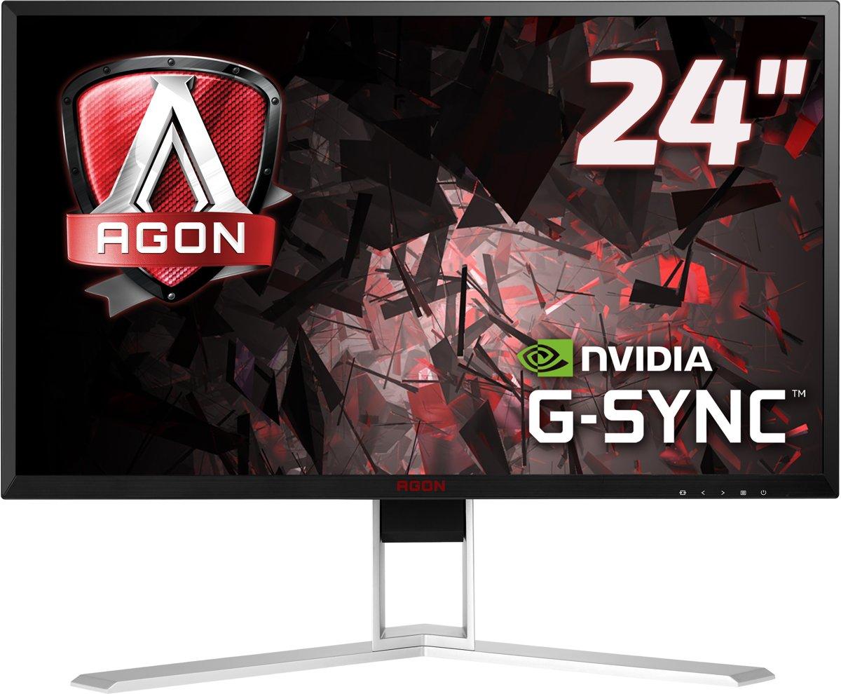 AOC AGON AG241QG - WQHD Gaming Monitor (165 Hz)