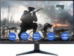 Acer Nitro VG270 - Gaming Monitor (75 Hz)