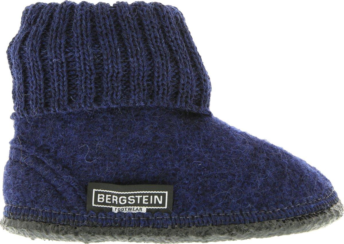 Bergstein Cozy Sloffen Kinderen - Dark blue