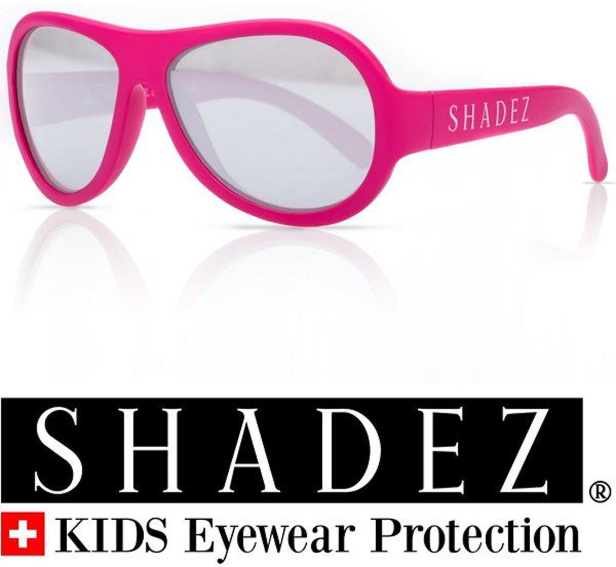 Zonnebril baby & peuter - Kinder zonnebril - Shadez - Roze 0-3 jr