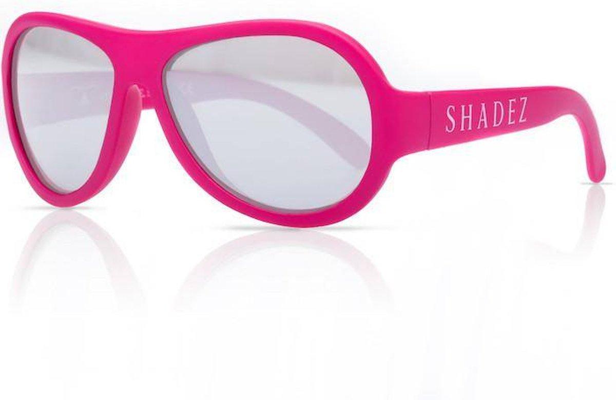 Zonnebril kind & tiener - Kinder zonnebril - Shadez - Roze 7-15 jr