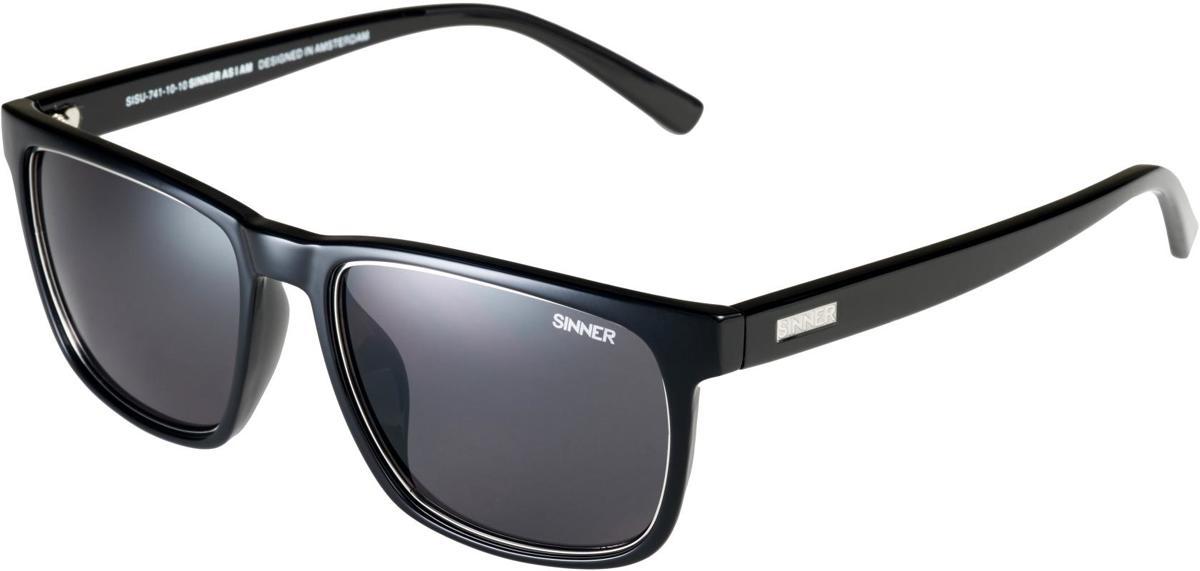 SINNER Zonnebril Unisex Canaan - Zwart - One Size