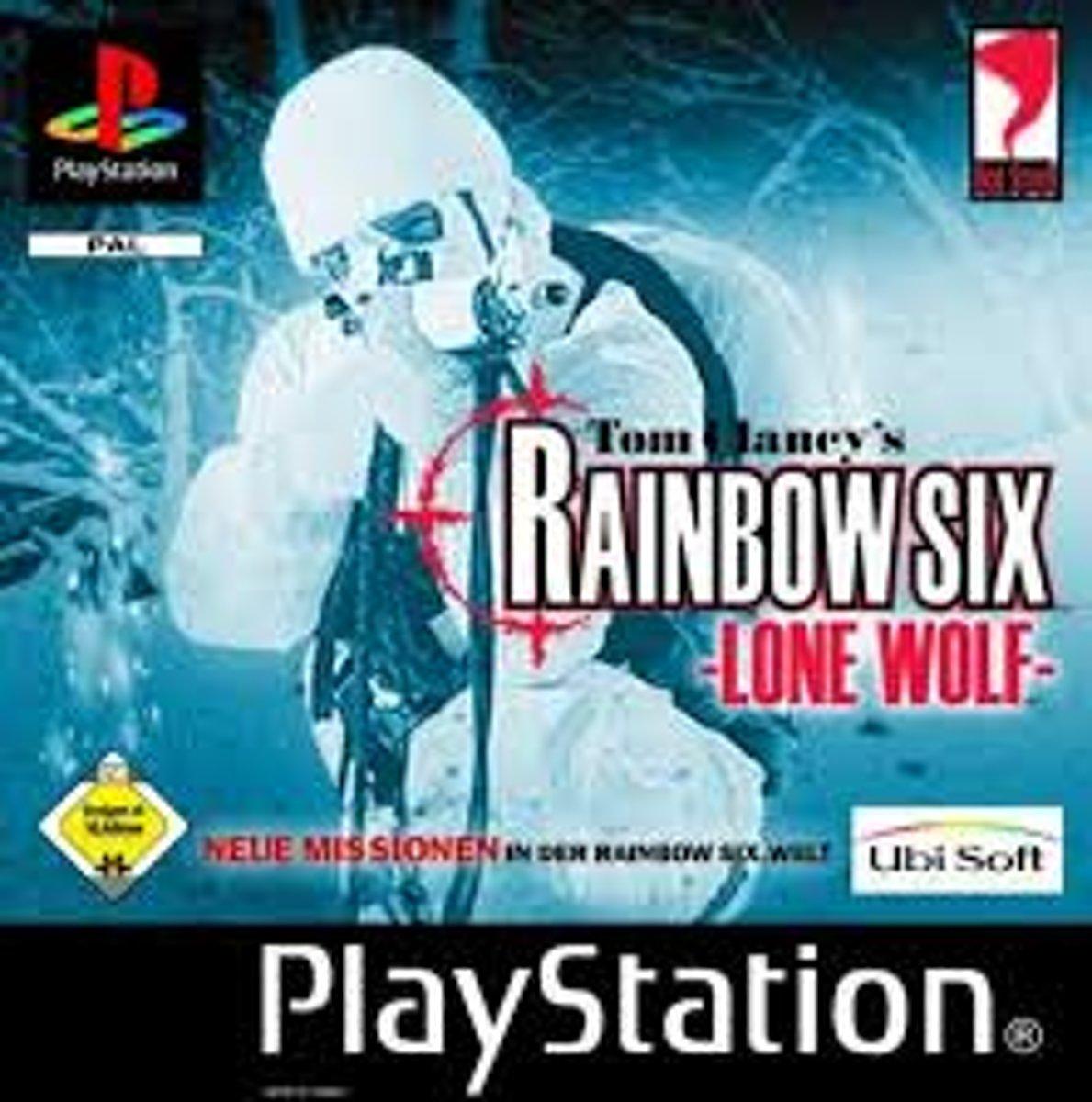 Rainbow Six - Lone Wolf (PS1)