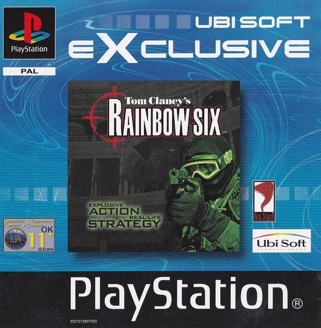Rainbow Six (ubisoft exclusive)