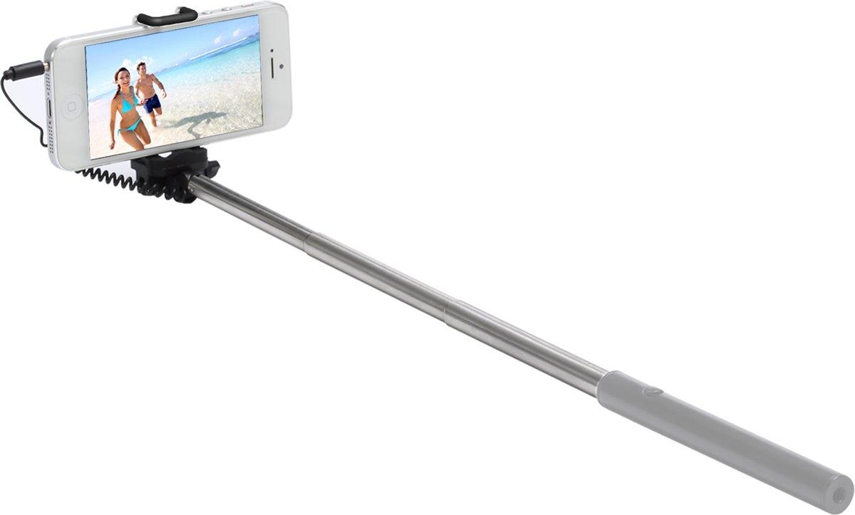 Ultron Selfie Cable Hot Shot Zilver