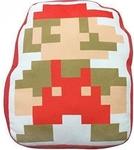 Super Mario - 8-bit Mario Pillow