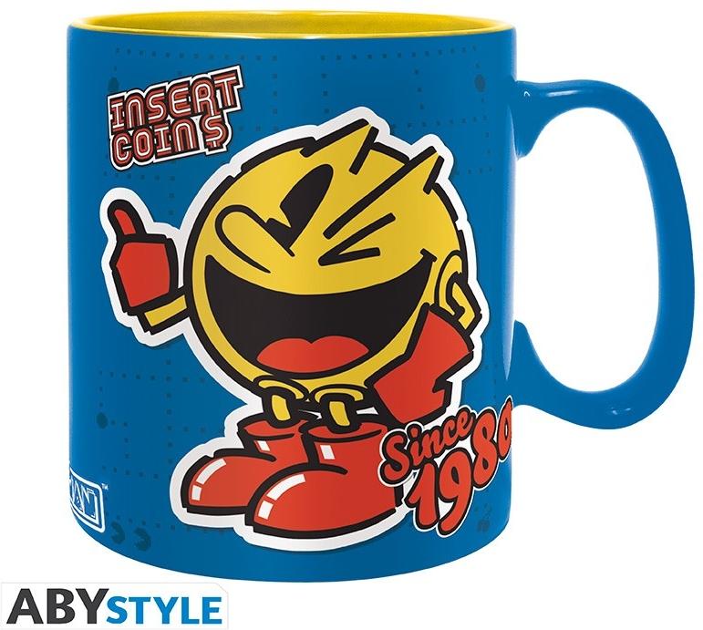 Pac-Man Mug Retro