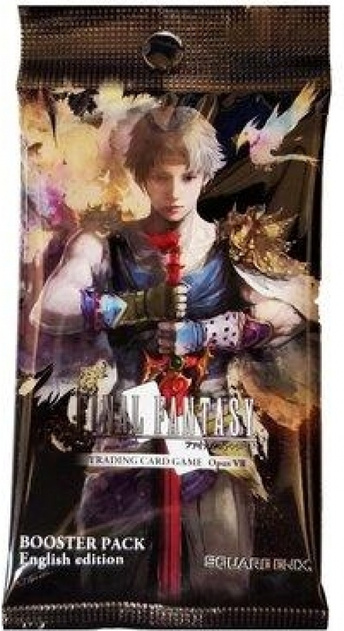 Final Fantasy TCG Opus VII Booster Pack