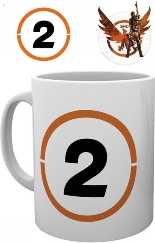 The Division 2 Mug - Agent