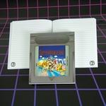 Nintendo Gameboy Super Mario Land Notebook