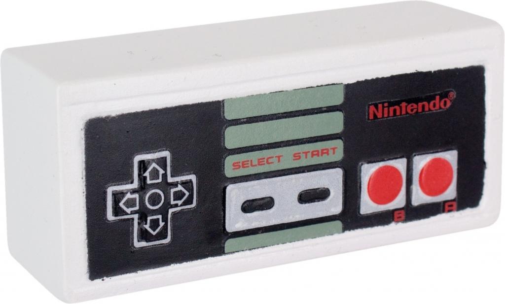 Nintendo Stress Ball - NES Controller