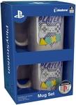 Playtation - Player One & Player Two Mug Set