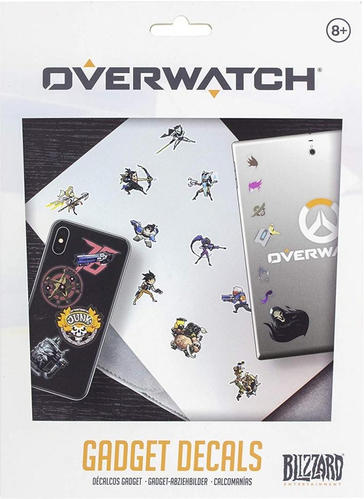 Overwatch - Gadget Decals
