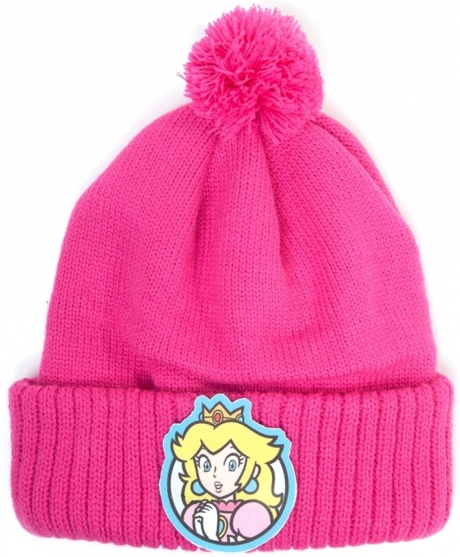 Nintendo - Princess Peach Beanie with Logo