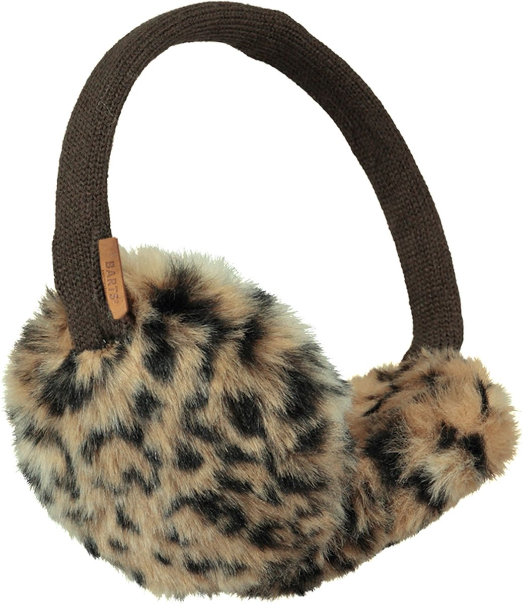 Barts Plush Earmuffs Oorwarmer Dames Animal